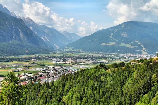 Лиенц, Австрия, 1 июня 2013 г.