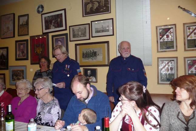 Вечер памяти лейб‐гвардейцев Казачьего Его Величества полка