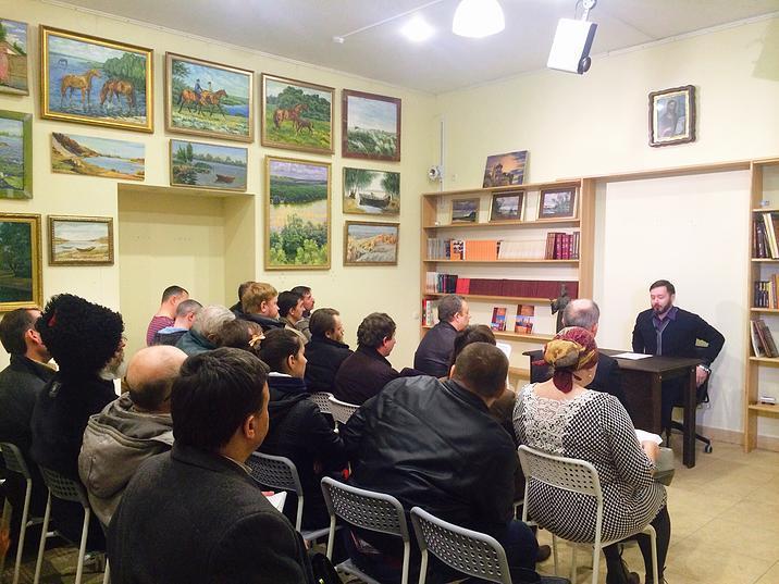 Начало работы Казачьего историко-культурного центра