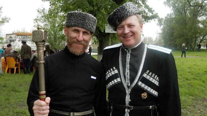 Фонд имени священника Илии Попова, КНОД, Калита Евгений, казаки, казачество, Шермиции