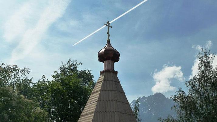 Лиенц, Австрия: 70 лет спустя