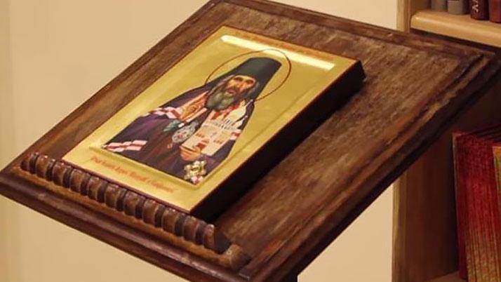 Икона святителя Иоанна на Шермициях 2015
