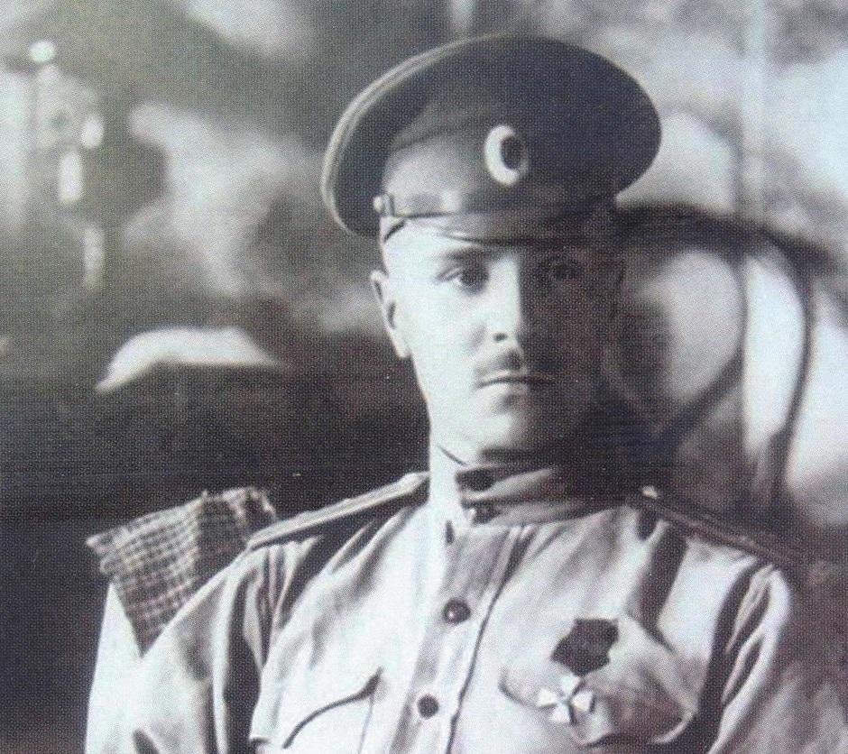 Мемуары генерала П.Н. Шатилова