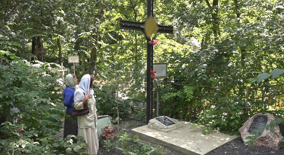 На Старом городском кладбище Таганрога