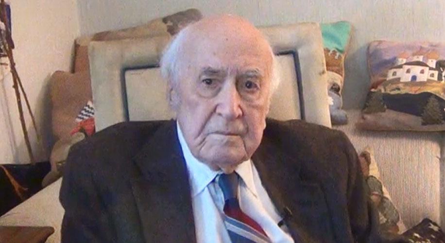 97 лет в строю: Р.В. Полчанинов – общественный деятель, журналист, историк, скаутмастер, коллекционер…