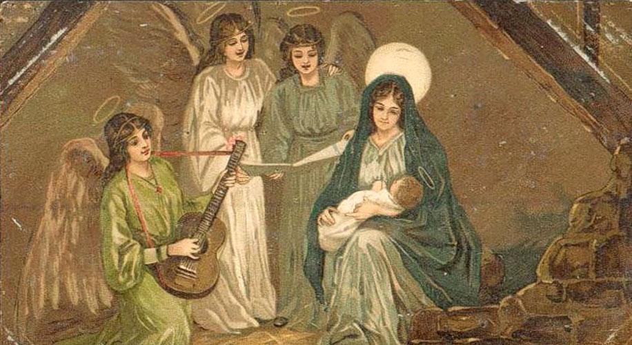 С праздником Рождества Господа Бога и Спаса нашего Иисуса Христа!