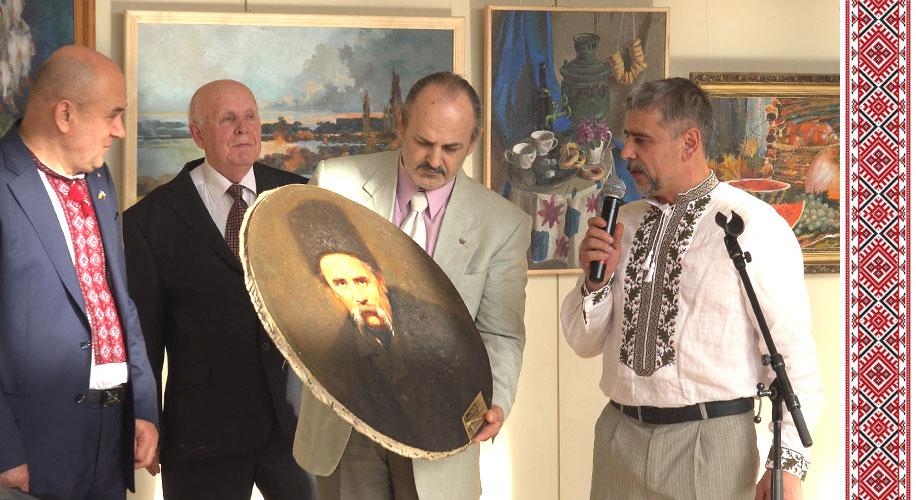 Фонд имени священника Илии Попова принял участие в фестивале «Шевченковская весна»
