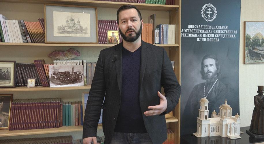 Олег Николаев о программе казачьих национальных игр Шермиций 6 — 7 мая 2017 года