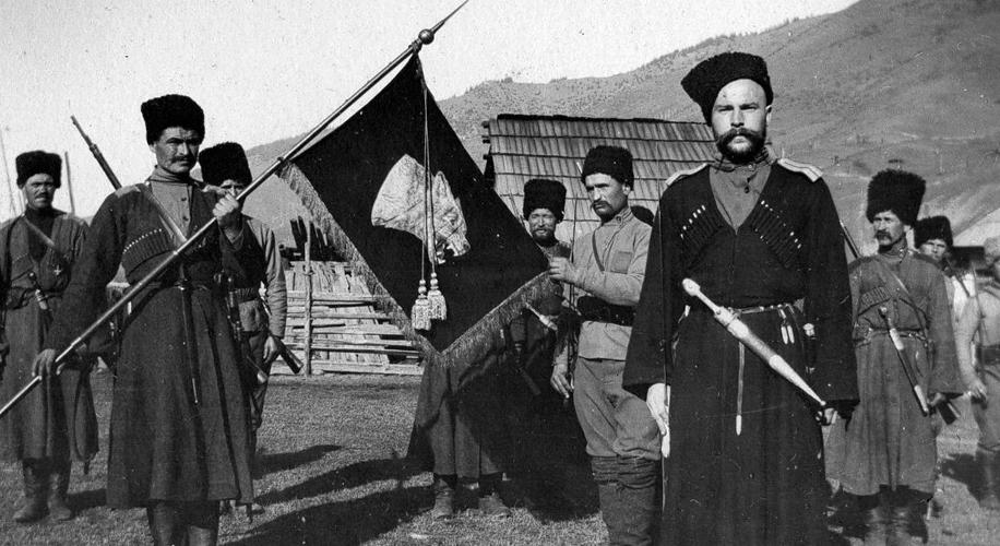 Казачество России в бунтах, смутах и революциях