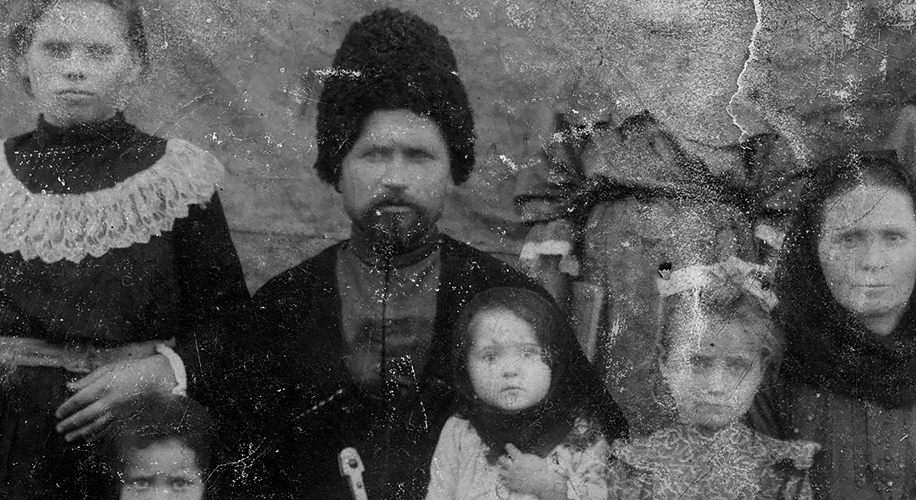 Казачий фотоархив: ст. Николаевская