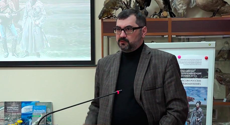 КАЗАЧЕСТВО РОССИИ В БУНТАХ, СМУТАХ И РЕВОЛЮЦИЯХ — Выступление И.Ю.Юрченко