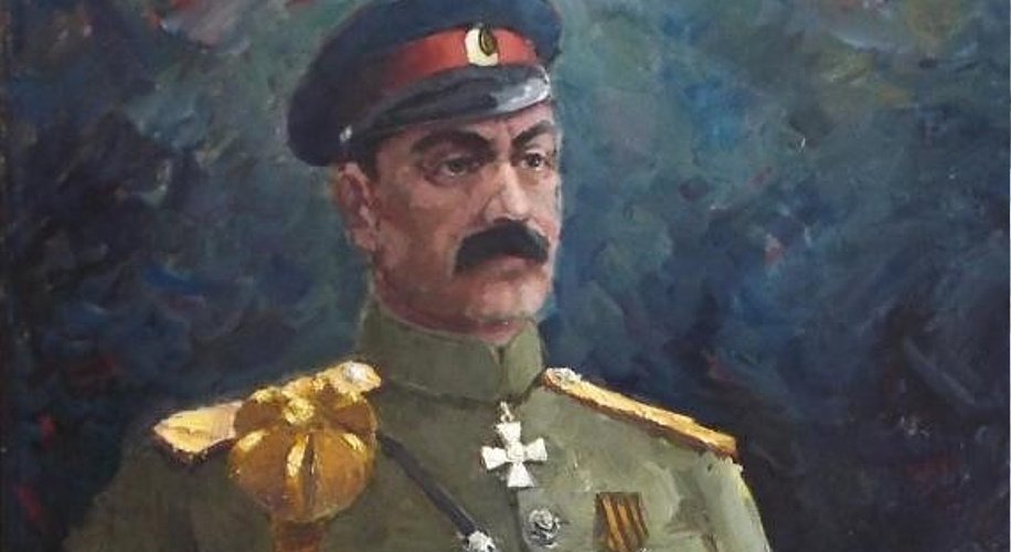 100-летие трагической гибели Каледина А.М.