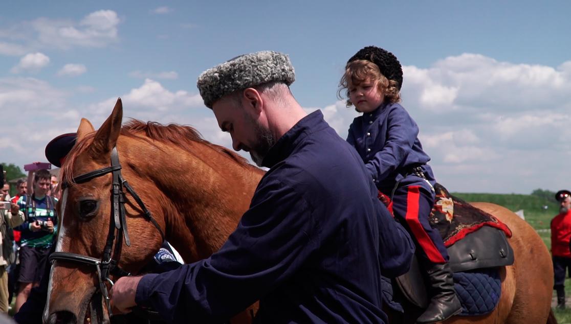 Воинские элементы в обрядах донских казаков