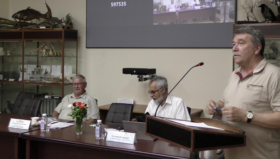 Круглый стол «Направление дальнейших исследований истории, культуры и современного положения казачества»